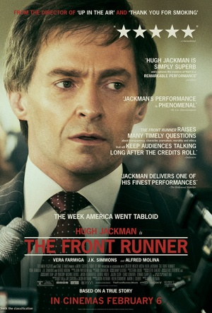The Front Runner Film Poster