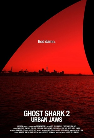 Ghost Shark 2: Urban Jaws Film Poster