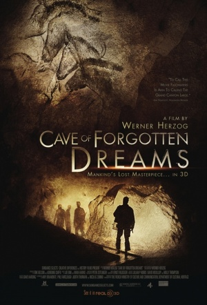 Cave of Forgotten Dreams Film Poster