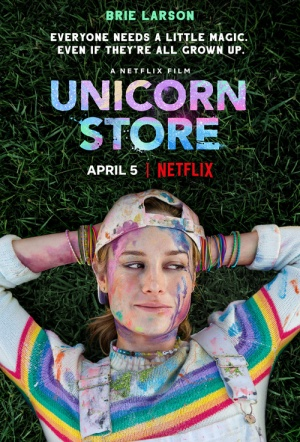 Unicorn Store Film Poster
