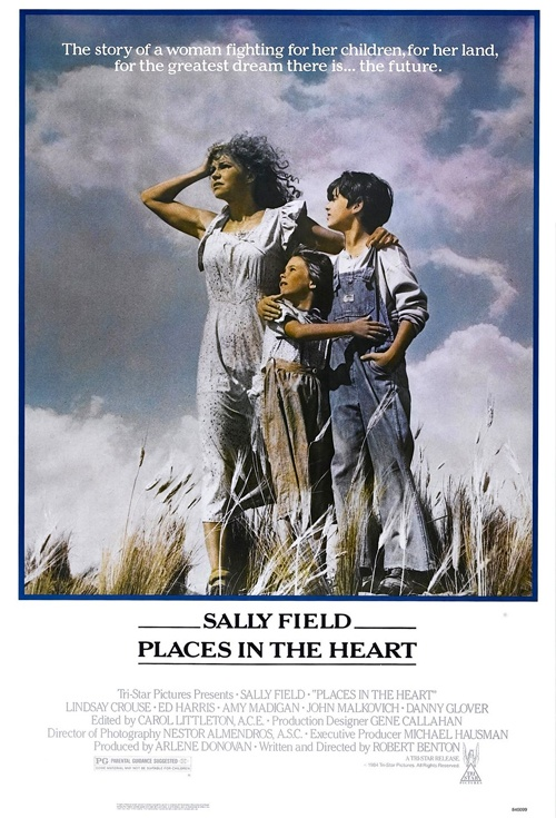 Places in the Heart Film Poster