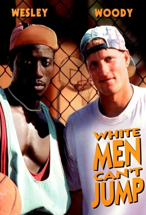 White Men Can't Jump Film Poster