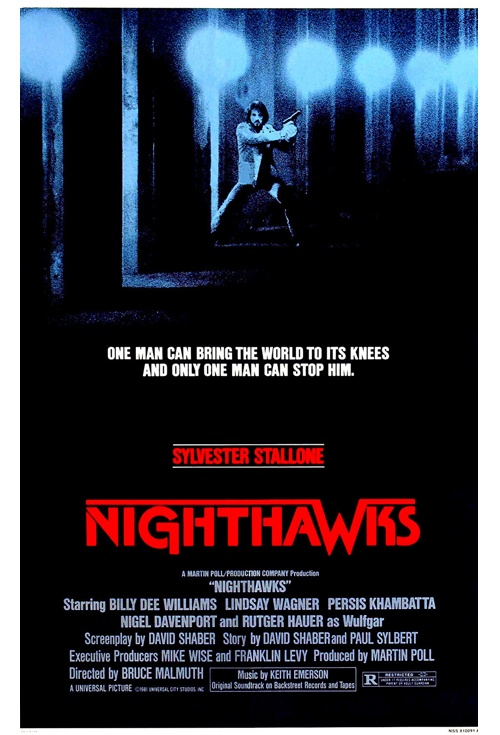 Nighthawks Film Poster