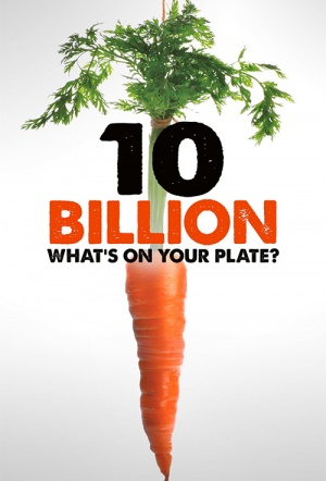 10 Billion - What's On Your Plate Film Poster