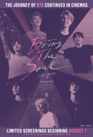 Bring the Soul: The Movie Film Poster