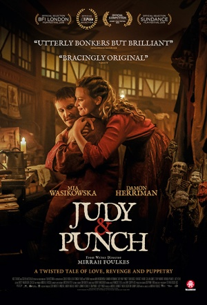 Judy and Punch Film Poster