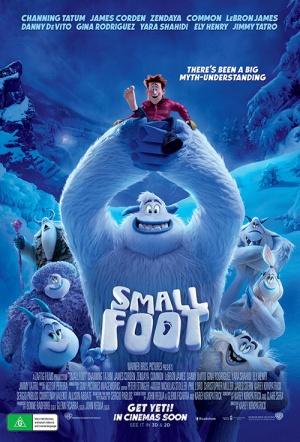 Smallfoot Film Poster