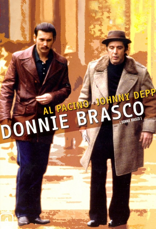 Donnie Brasco Film Poster