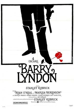 Barry Lyndon Film Poster