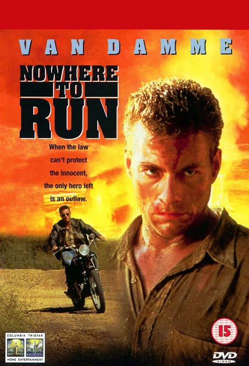 Nowhere To Run Film Poster