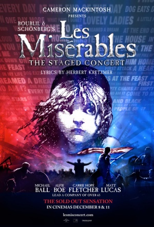 Les Misérables - The Staged Concert