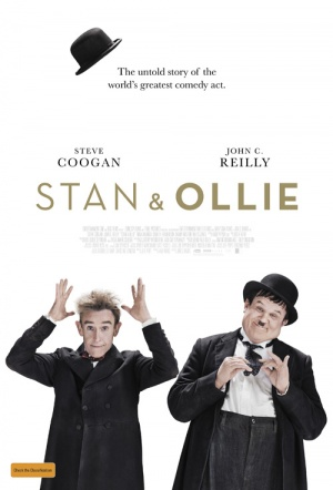 Stan & Ollie Film Poster