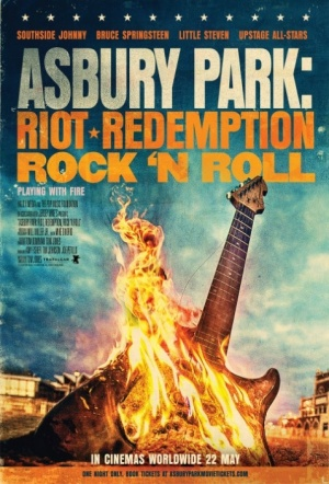 Asbury Park: Riot, Redemption, Rock 'n Roll Film Poster