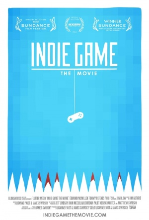 Indie Game: The Movie Film Poster