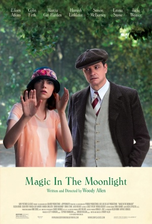 Magic in the Moonlight Film Poster