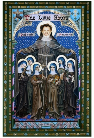 The Little Hours Film Poster