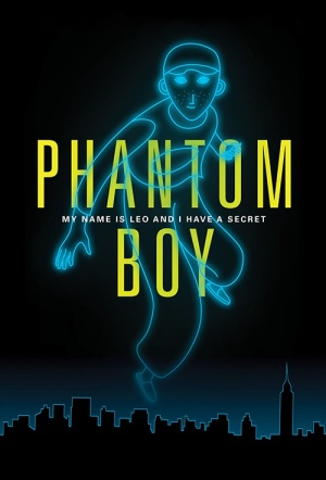 Phantom Boy (English dub)