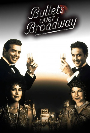 Bullets Over Broadway Film Poster