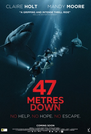 47 Metres Down Film Poster