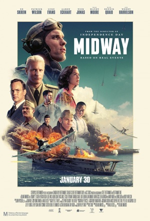 Midway (2019) Film Poster