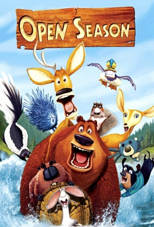 Open Season Film Poster