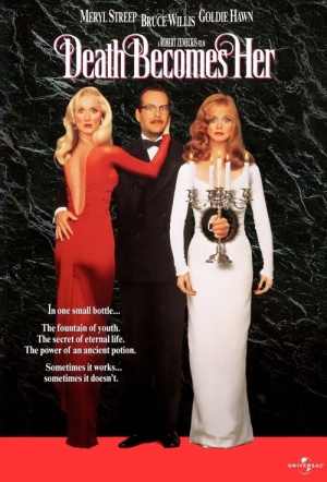 Death Becomes Her Film Poster