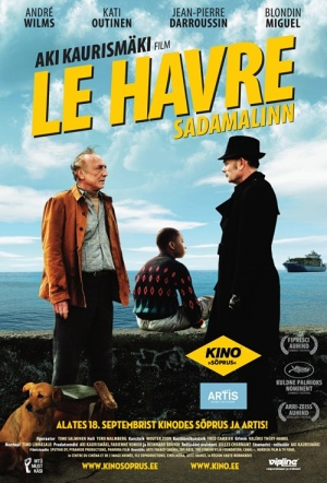 Le Havre Film Poster