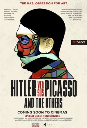 Art on Screen: Hitler vs Picasso
