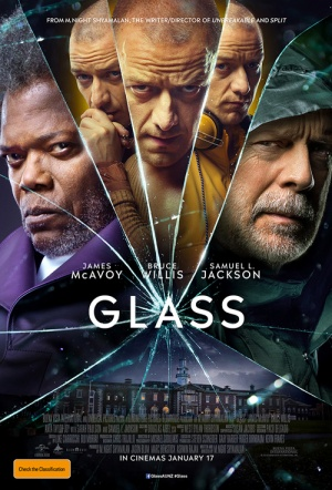 Glass Film Poster