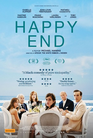 Happy End Film Poster