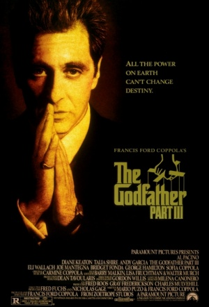 The Godfather: Part III Film Poster