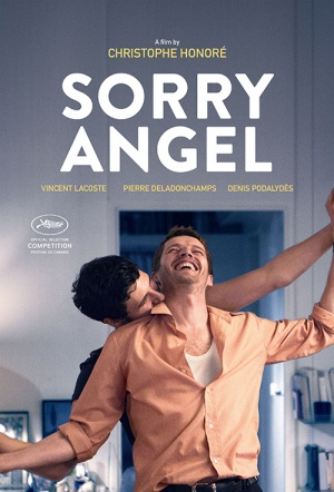 Sorry Angel Film Poster