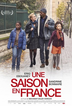 A Season in France Film Poster