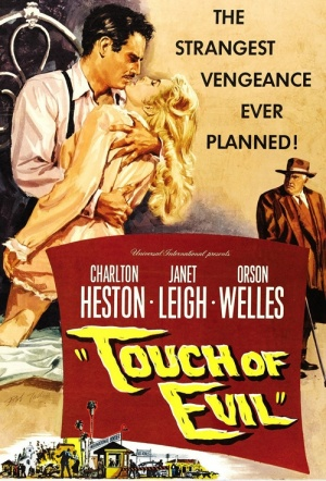 Touch of Evil Film Poster