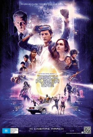 Ready Player One Film Poster