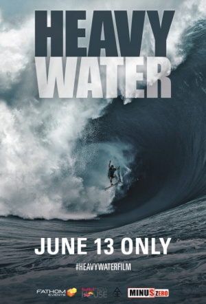 Heavy Water Film Poster