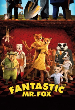 Fantastic Mr. Fox Film Poster