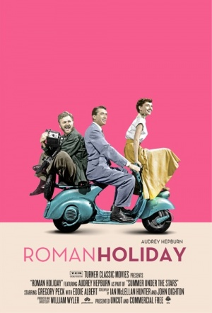 CIFF: Roman Holiday Film Poster