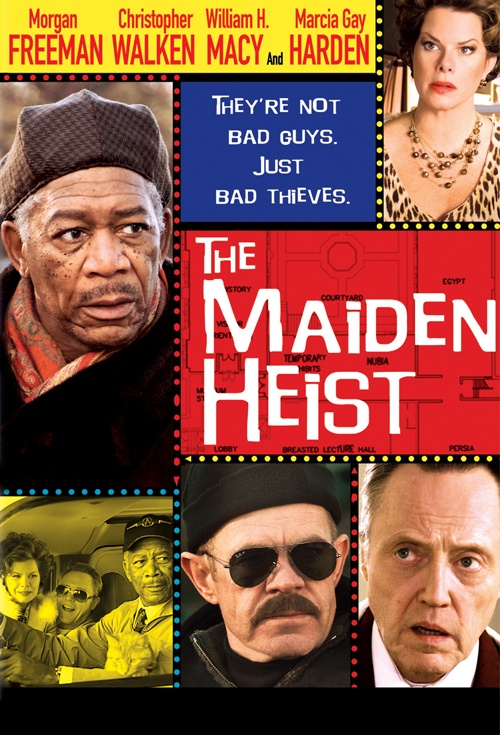 The Maiden Heist Film Poster