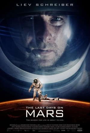 The Last Days on Mars Film Poster