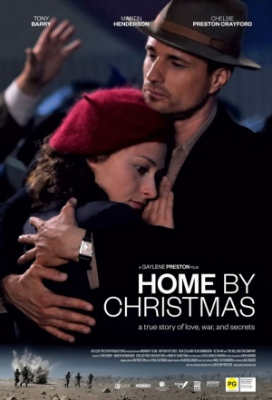 Home By Christmas Film Poster