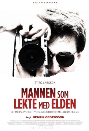 Stieg Larsson: The Man Who Played with Fire Film Poster