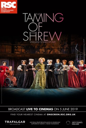 Royal Shakespeare Company: The Taming of the Shrew Film Poster