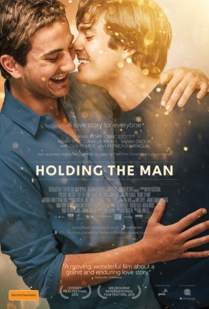Holding the Man Film Poster