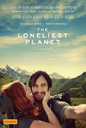 The Loneliest Planet Film Poster