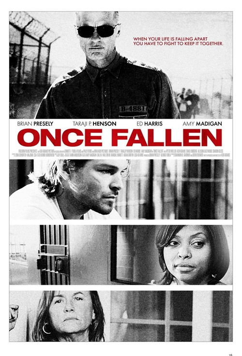 Once Fallen Film Poster