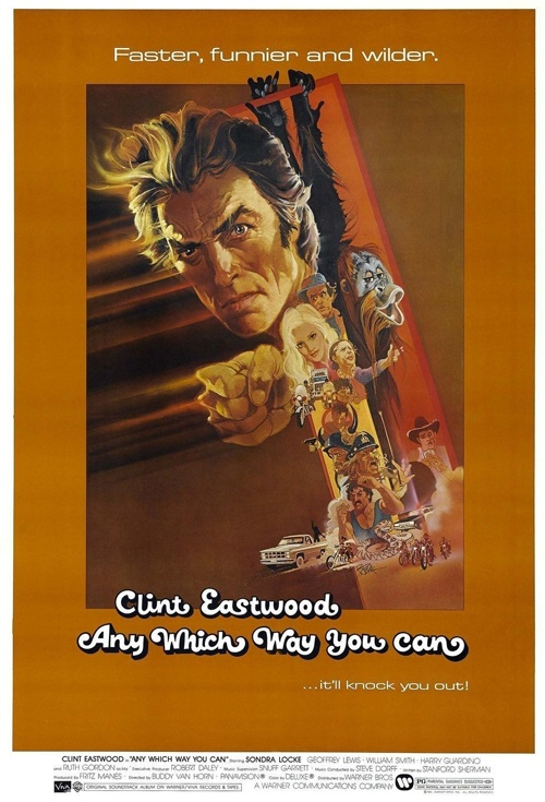 Any Which Way You Can Film Poster
