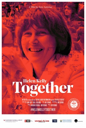 Helen Kelly: Together Film Poster
