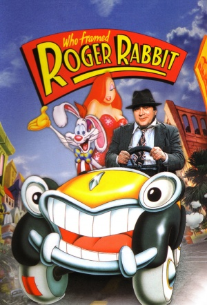 Who Framed Roger Rabbit Film Poster