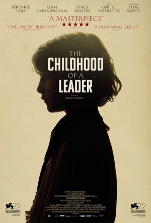 The Childhood of a Leader Film Poster